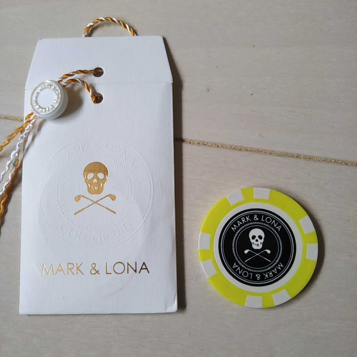 MARK&LONA ゴルフマーカー
