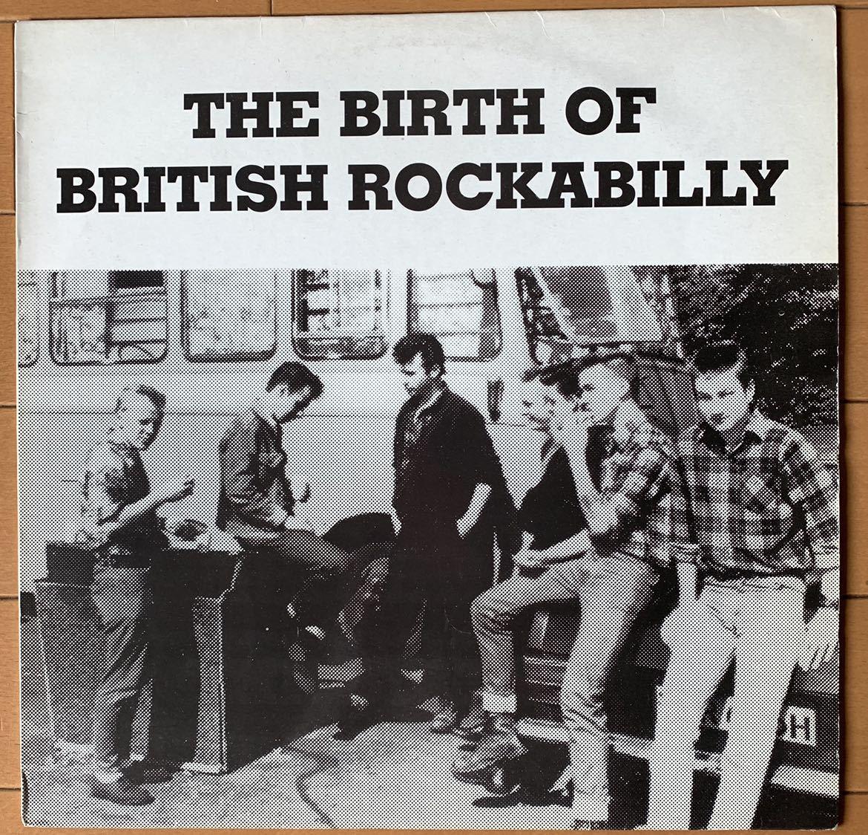 【値下】THE BIRTH OF BRITISH ROCKABILLY ロカビリー LP 1992年 ネオロカJETS,POLECATS,LEVI DEXTER,COLBERT HAMILTON,FRANTIX_画像1