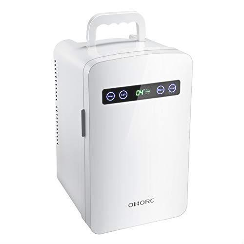 OMORC 保冷庫 冷蔵庫 小型 冷温庫 10L ミニ冷蔵庫 -9℃~60℃ 保温・保冷両用 保冷ボックス お弁当 家庭 車載 AC DC 電源輸入 軽量_画像1