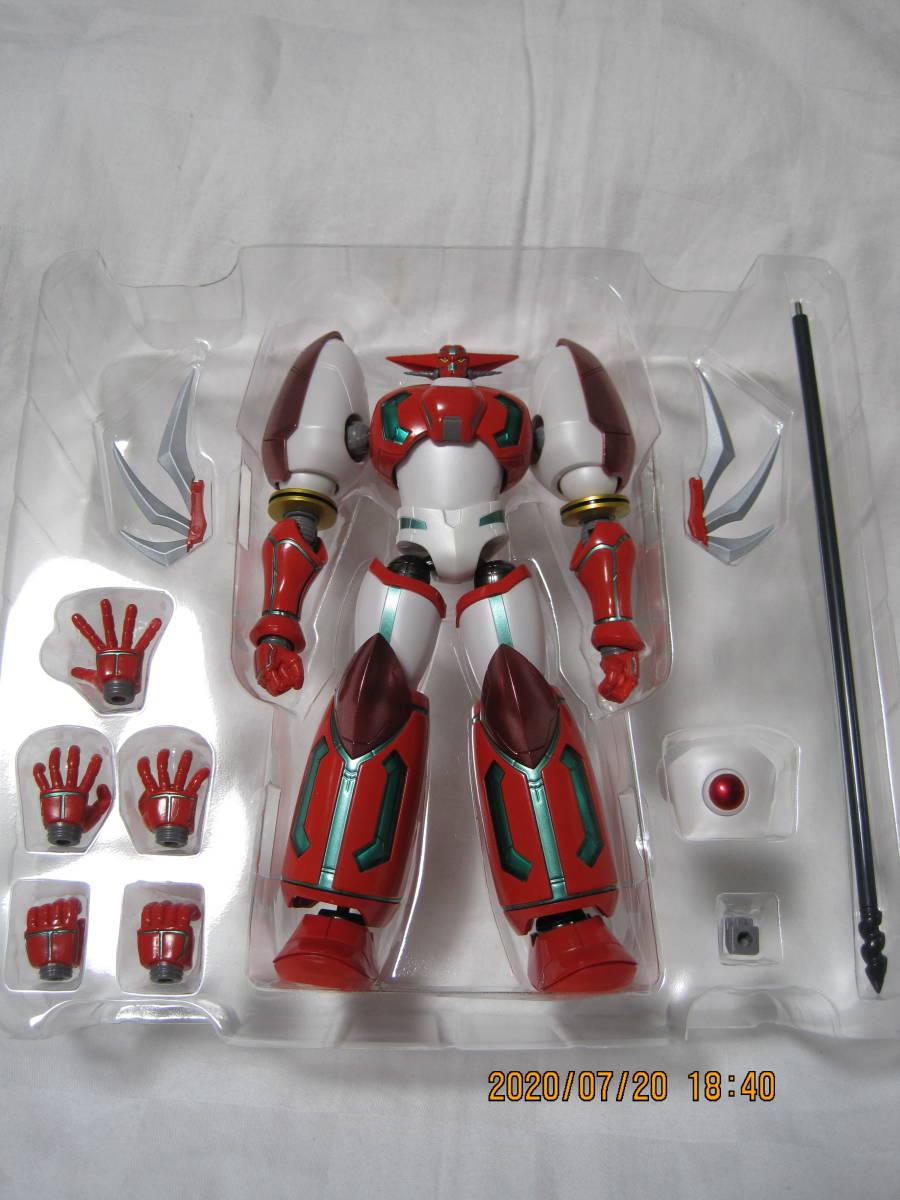 スーパーロボット超合金 真ゲッター1 OVA版 真(チェンジ!!) ゲッターロボ 世界最後の日_画像3
