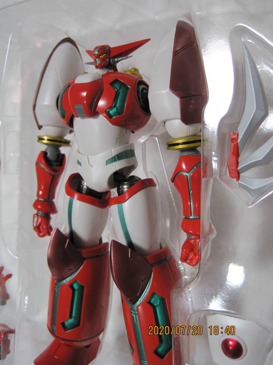 スーパーロボット超合金 真ゲッター1 OVA版 真(チェンジ!!) ゲッターロボ 世界最後の日_画像4