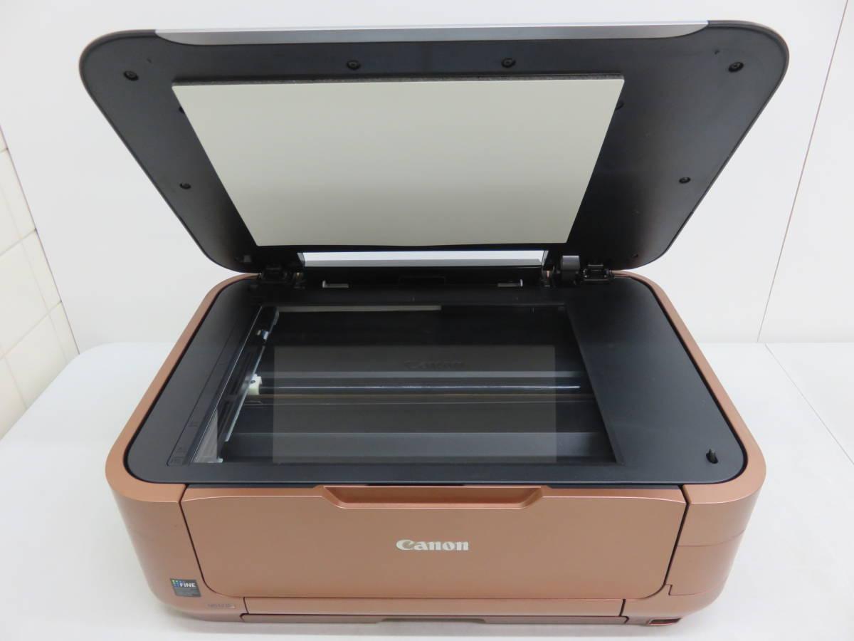 Canon PIXUS キヤノン MG6230 A4インクジェット複合機 プリンター 印刷枚数 1651枚 インク付き 動作品 中古_画像4