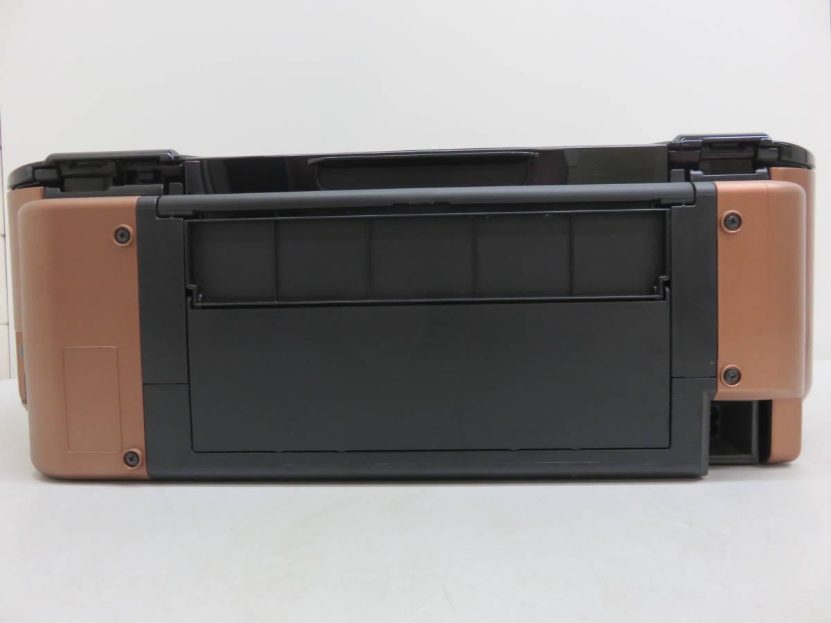Canon PIXUS キヤノン MG6230 A4インクジェット複合機 プリンター 印刷枚数 1651枚 インク付き 動作品 中古_画像9