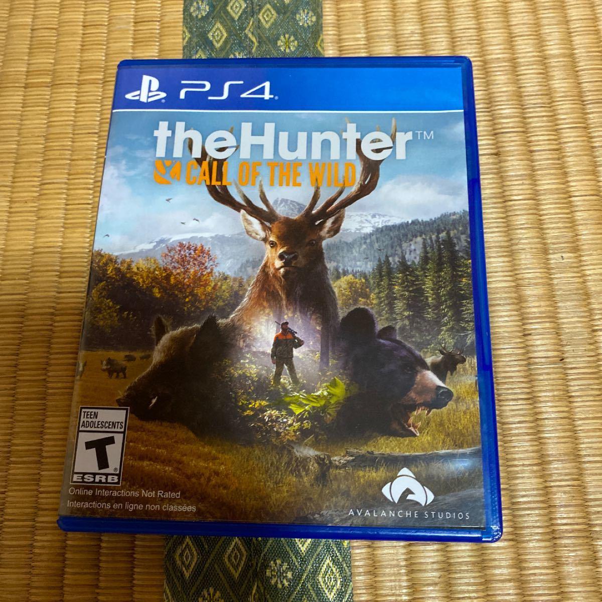 PS4 ザハンター