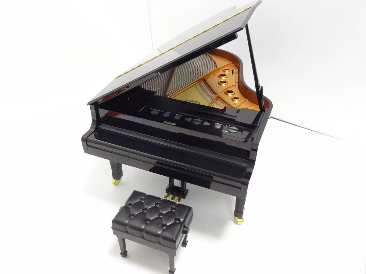 E5D参☆【中古品】SEGATOYS セガトイズ Grand Pianist グランドピアニスト 自動演奏 ミニピアノ (譜面台欠品)_画像1