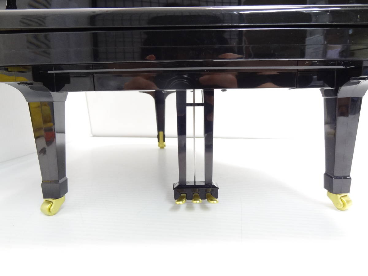 E5D参☆【中古品】SEGATOYS セガトイズ Grand Pianist グランドピアニスト 自動演奏 ミニピアノ (譜面台欠品)_画像8