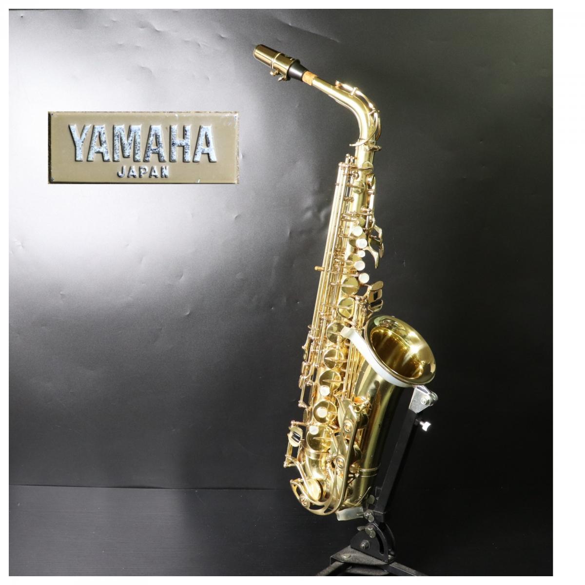 YAMAHA YAS-31 ヤマハ アルトサックス ハードケース付き FP075FGY68