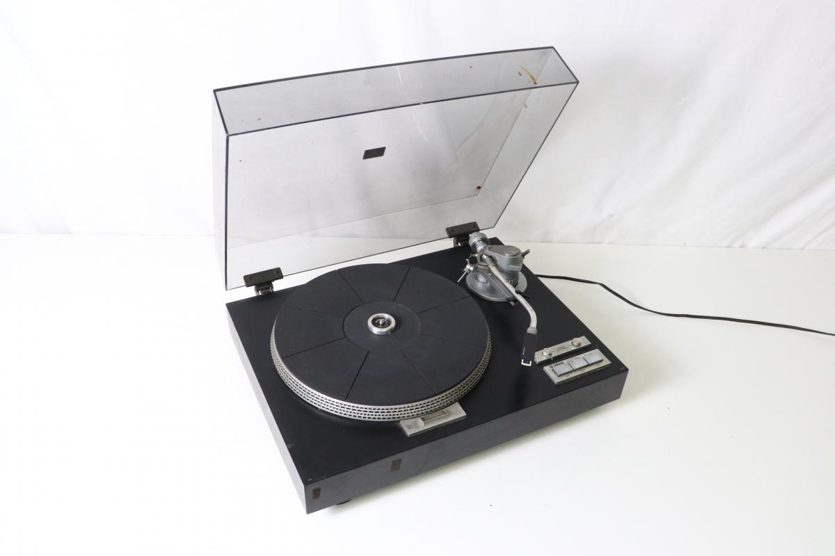 【動作品】 YAMAHA YP-D7 ヤマハ ダイレクトドライブ ターンテーブル 1978年製 FP000FJY55