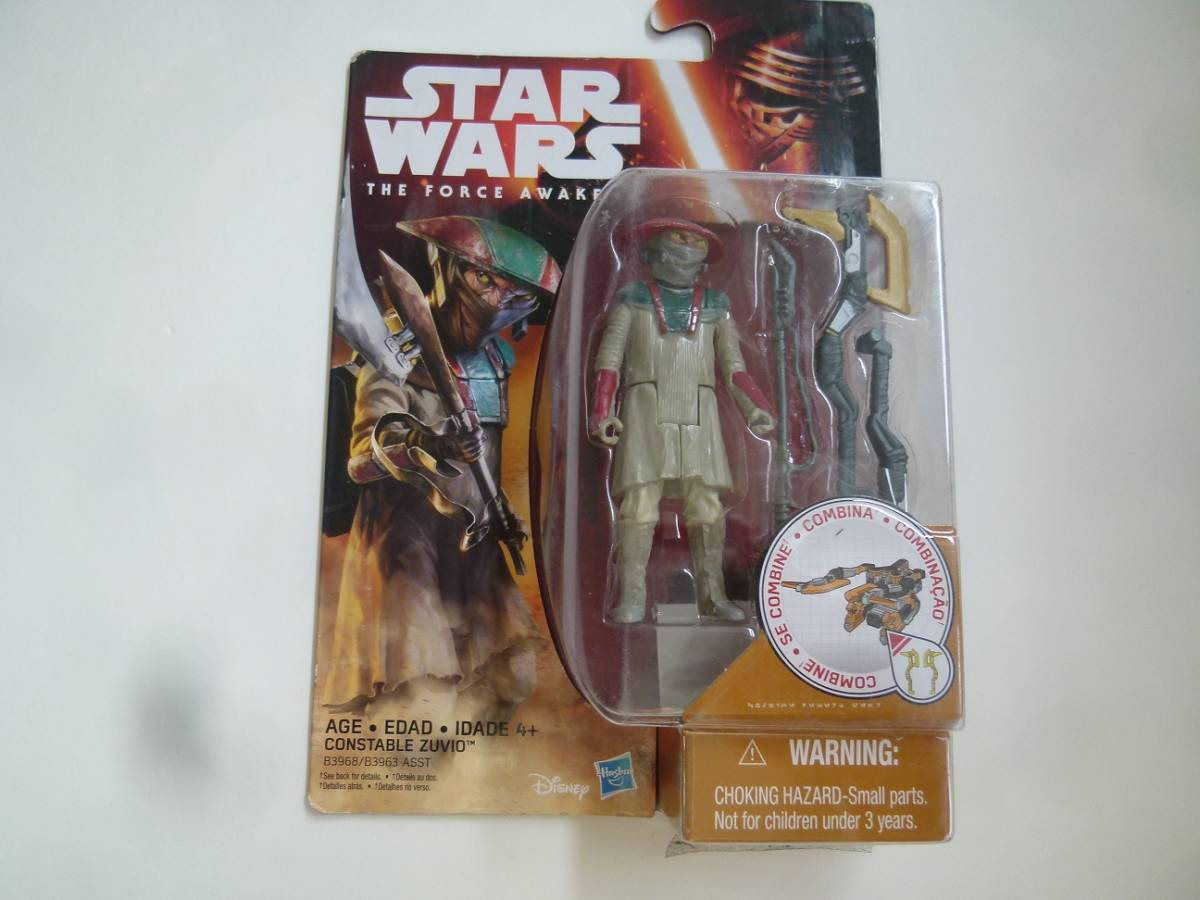 【Immediate Purchase OK】 Star Wars-Basic Figure Zvio