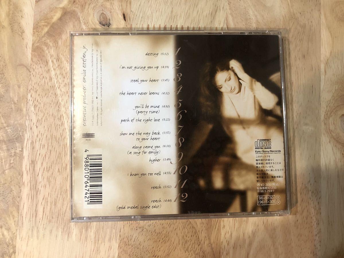 ♪音楽 CD グロリア・エステファン Gloria Estefan destiny アルバム 洋楽♪_画像3