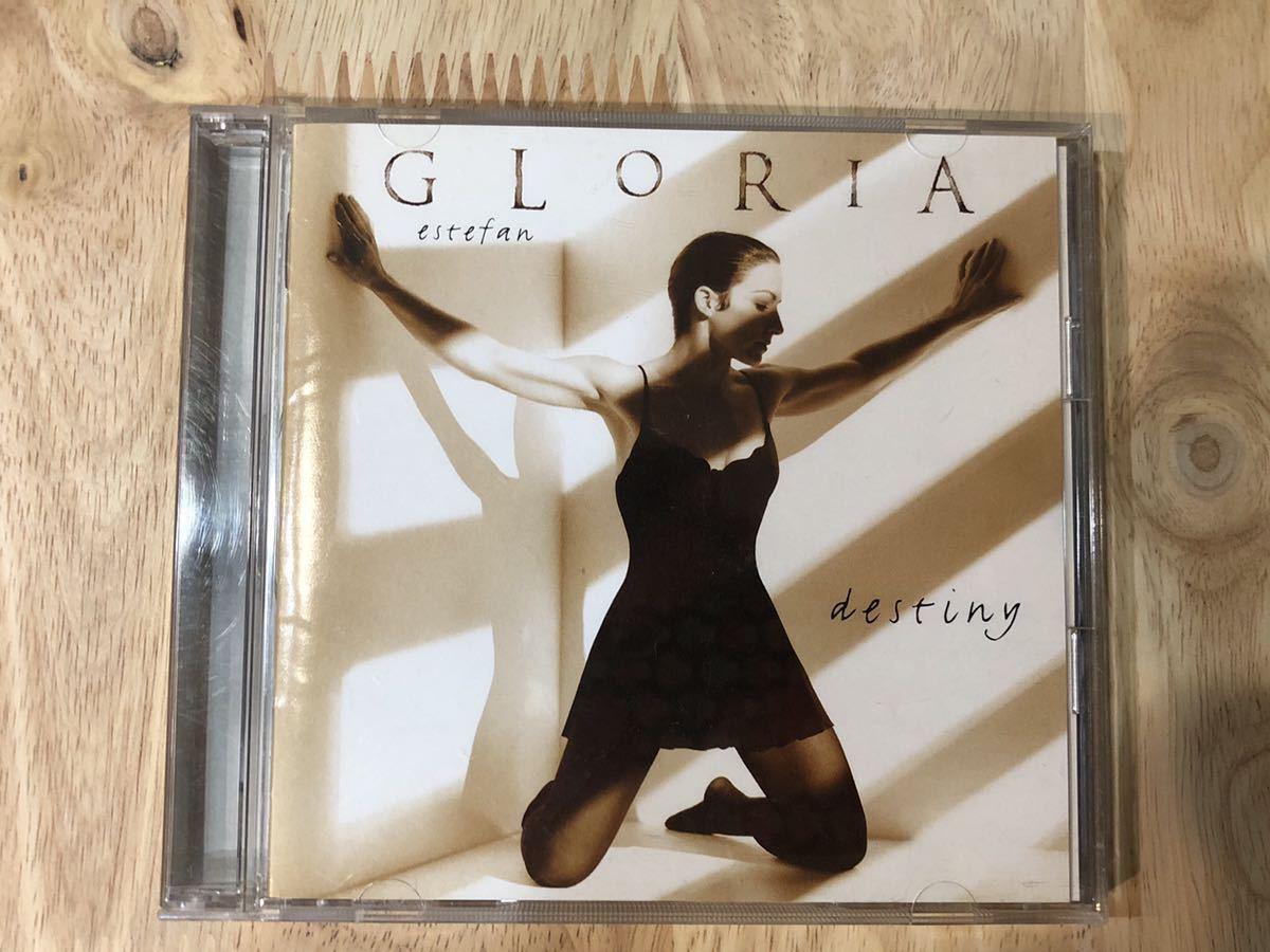 ♪音楽 CD グロリア・エステファン Gloria Estefan destiny アルバム 洋楽♪_画像1