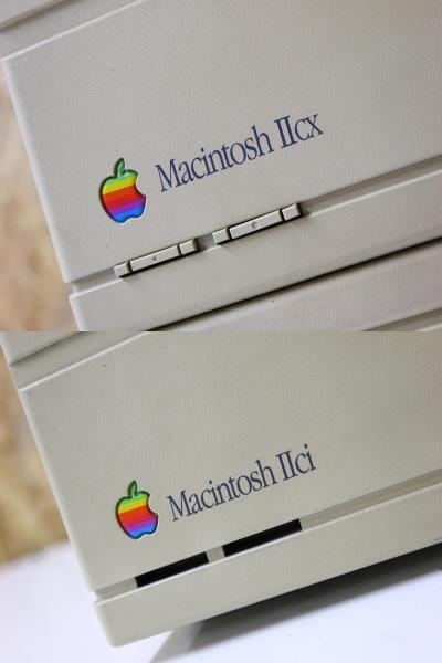 FD07375 Macintosh IIci IIcx PC ジャンク_画像3
