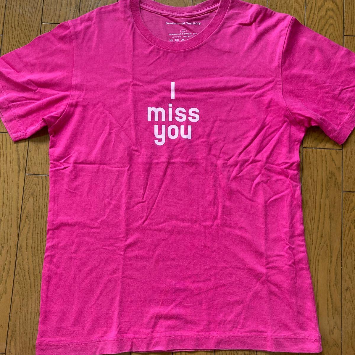 半袖Tシャツ ピンクシャツ