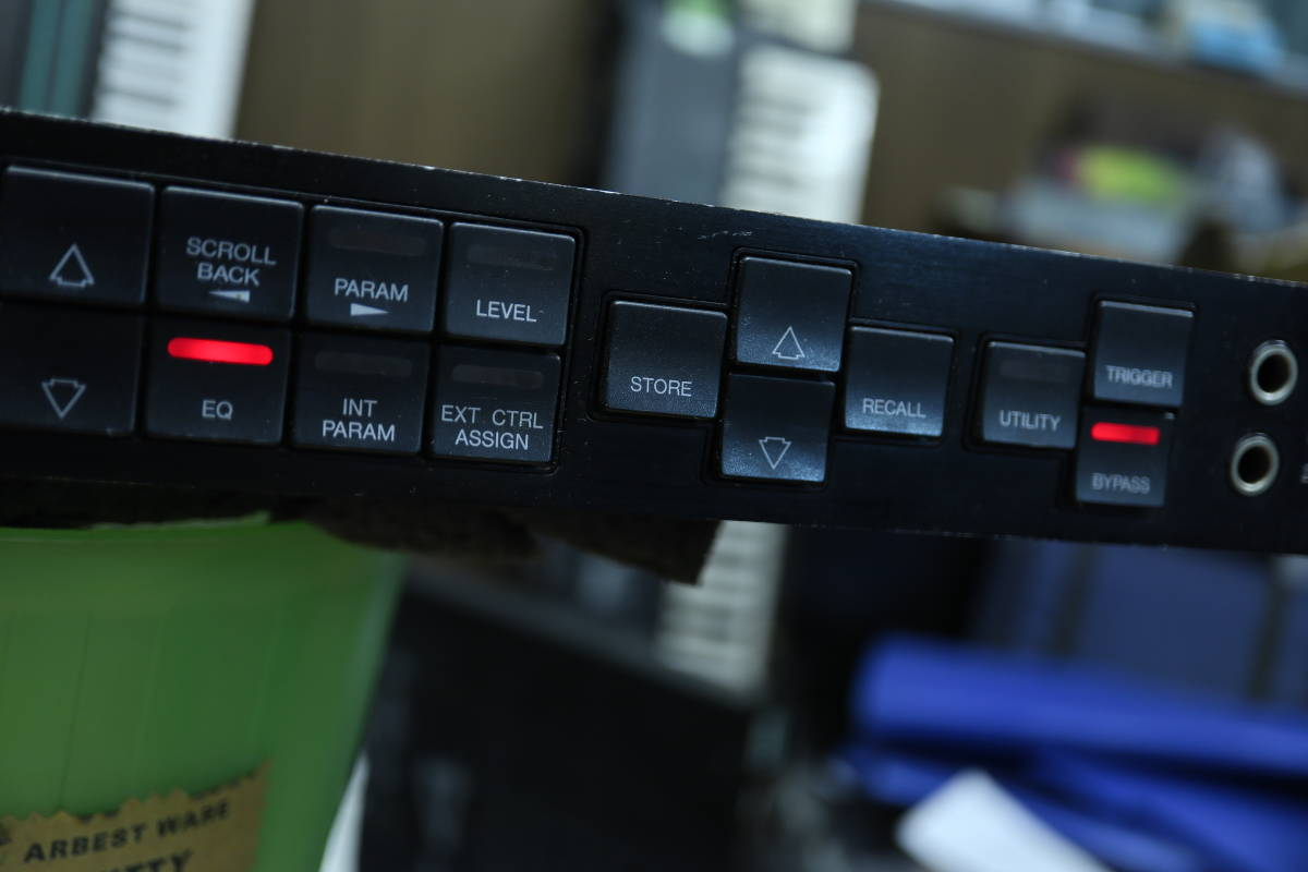 YAMAHA SPX900 整備済品_画像10