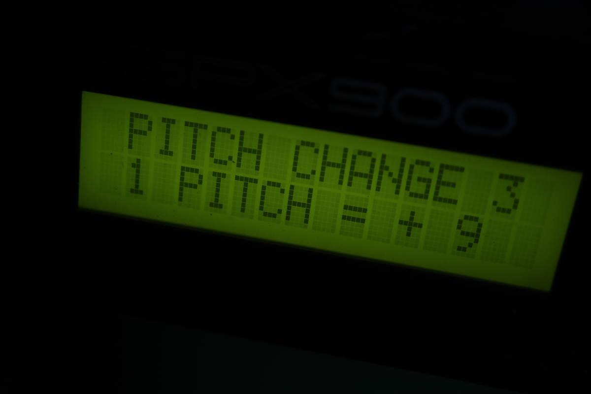 YAMAHA SPX900 整備済品_画像3