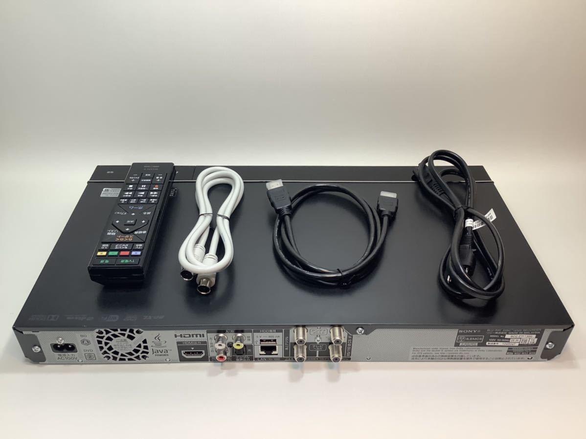 ソニー BDZ-EW1200 2番組同時録画/外付けHDD対応/無線LAN内蔵/外出先視聴_画像2
