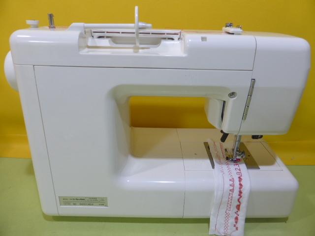 ★超美品★ジャノメ高級コンピューターミシン S7700 型式840★68-F_画像9