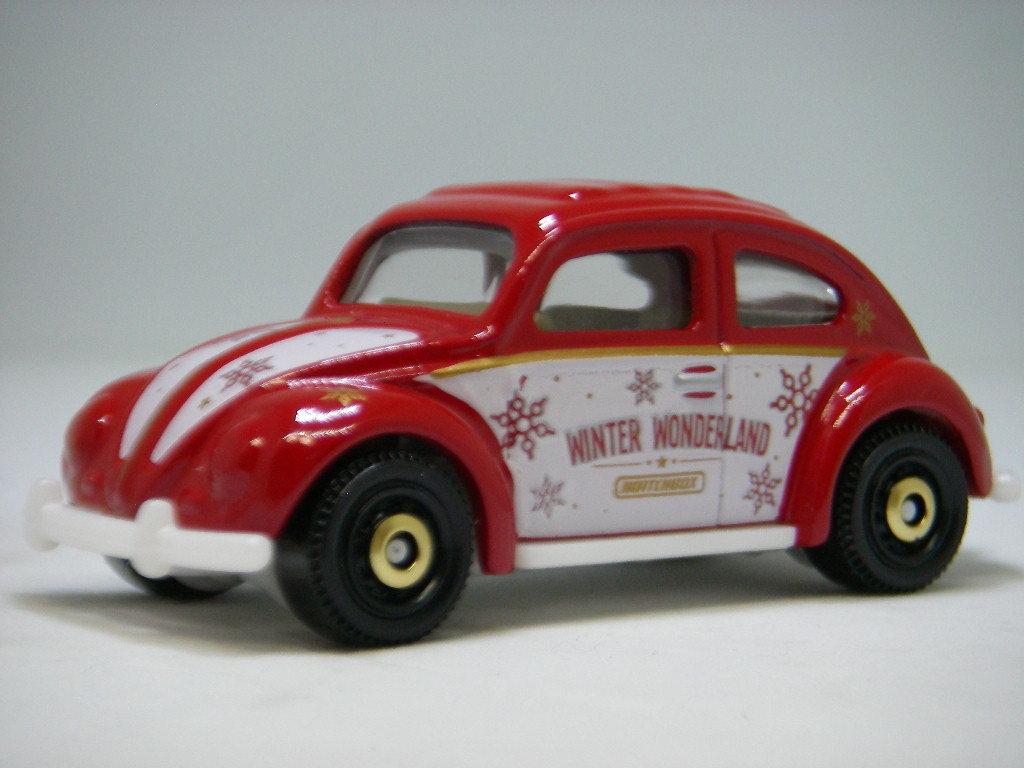 マッチボックス / '62 フォルクスワーゲン ビートル (赤) ルース Matchbox_画像1