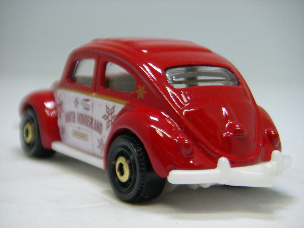 マッチボックス / '62 フォルクスワーゲン ビートル (赤) ルース Matchbox_画像4