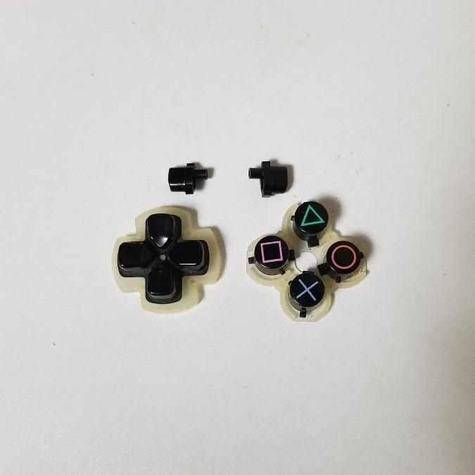 PS4 DUALSHOCK4 ボタン類