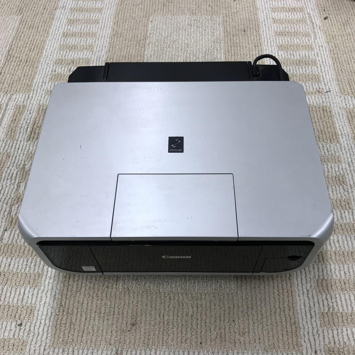 O-33 0714 Canon キャノン PIXUS ピクサス プリンター インクジェットプリンター MP600 ※コンセントコードありません ※動作未確認です_画像1