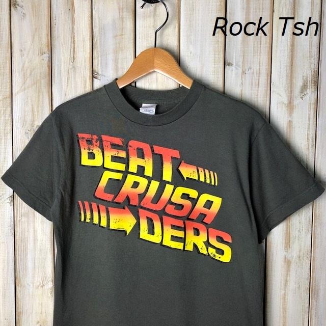 バンドT・ロックT ビートクルセイダース ツアー Tシャツ S 2009年 ビークル BEAT CRUSADERS オールド ヴィンテージ ●45