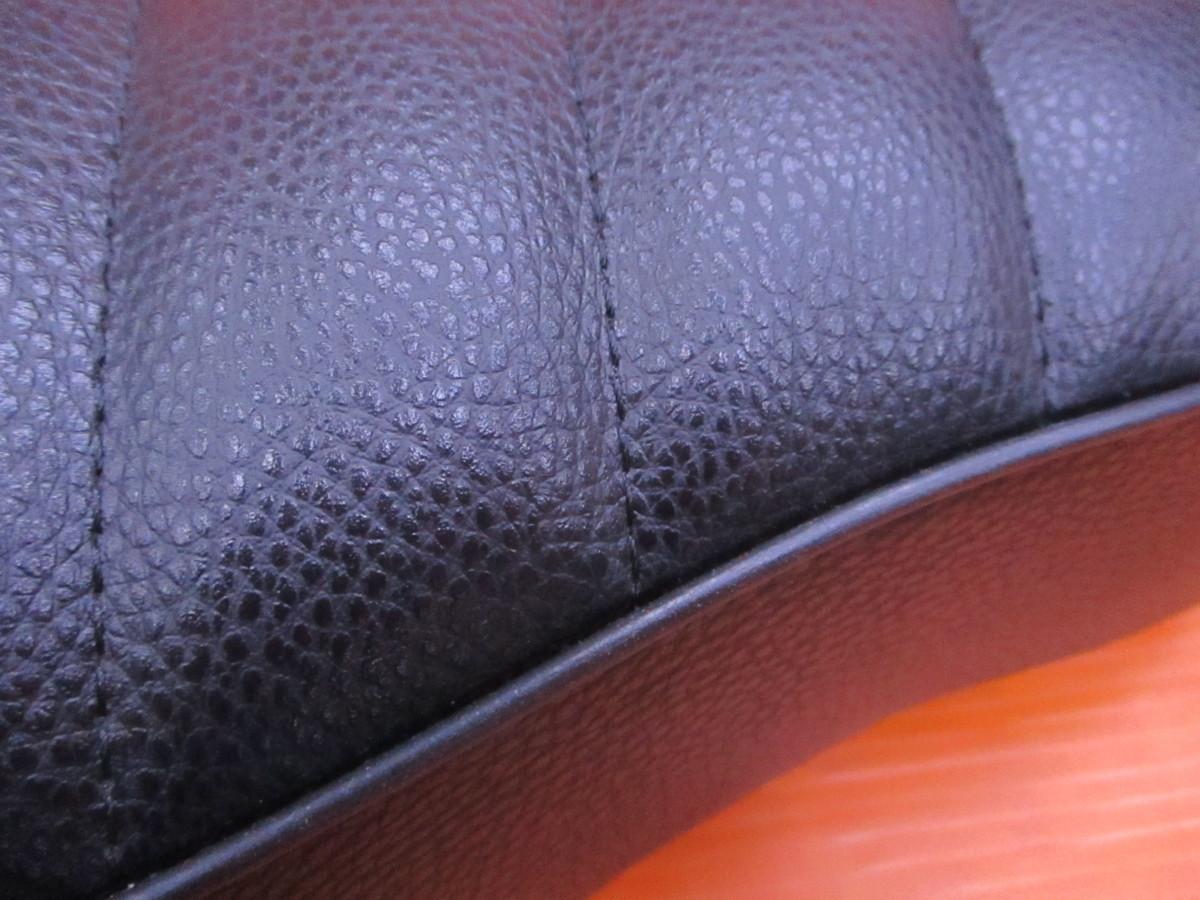 【O】未使用 スーパーカブ コブラシート タックロール ブラック インポート品 (輸入品) C50 AA01 C70 C90 リトルカブ_画像4