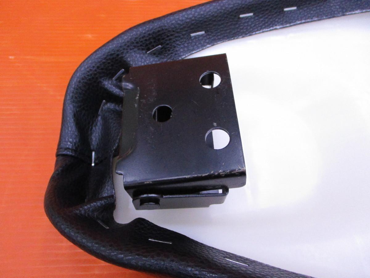 【O】未使用 スーパーカブ コブラシート タックロール ブラック インポート品 (輸入品) C50 AA01 C70 C90 リトルカブ_画像6