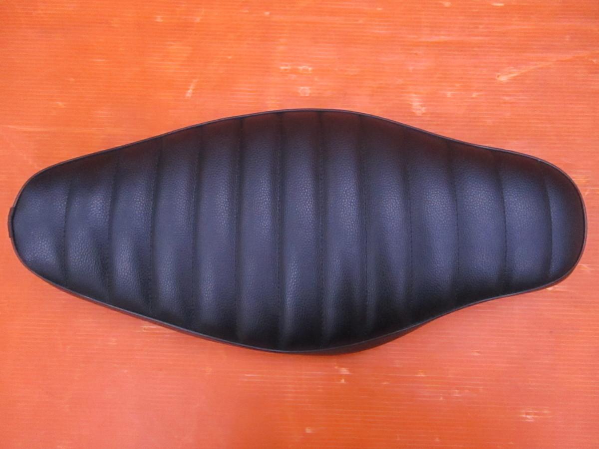 【O】未使用 スーパーカブ コブラシート タックロール ブラック インポート品 (輸入品) C50 AA01 C70 C90 リトルカブ_画像3