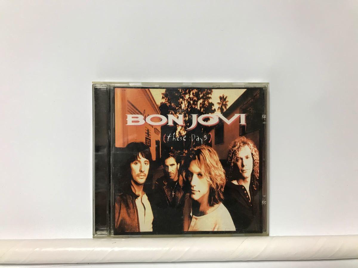 ジョン・ボンジョビ   CD