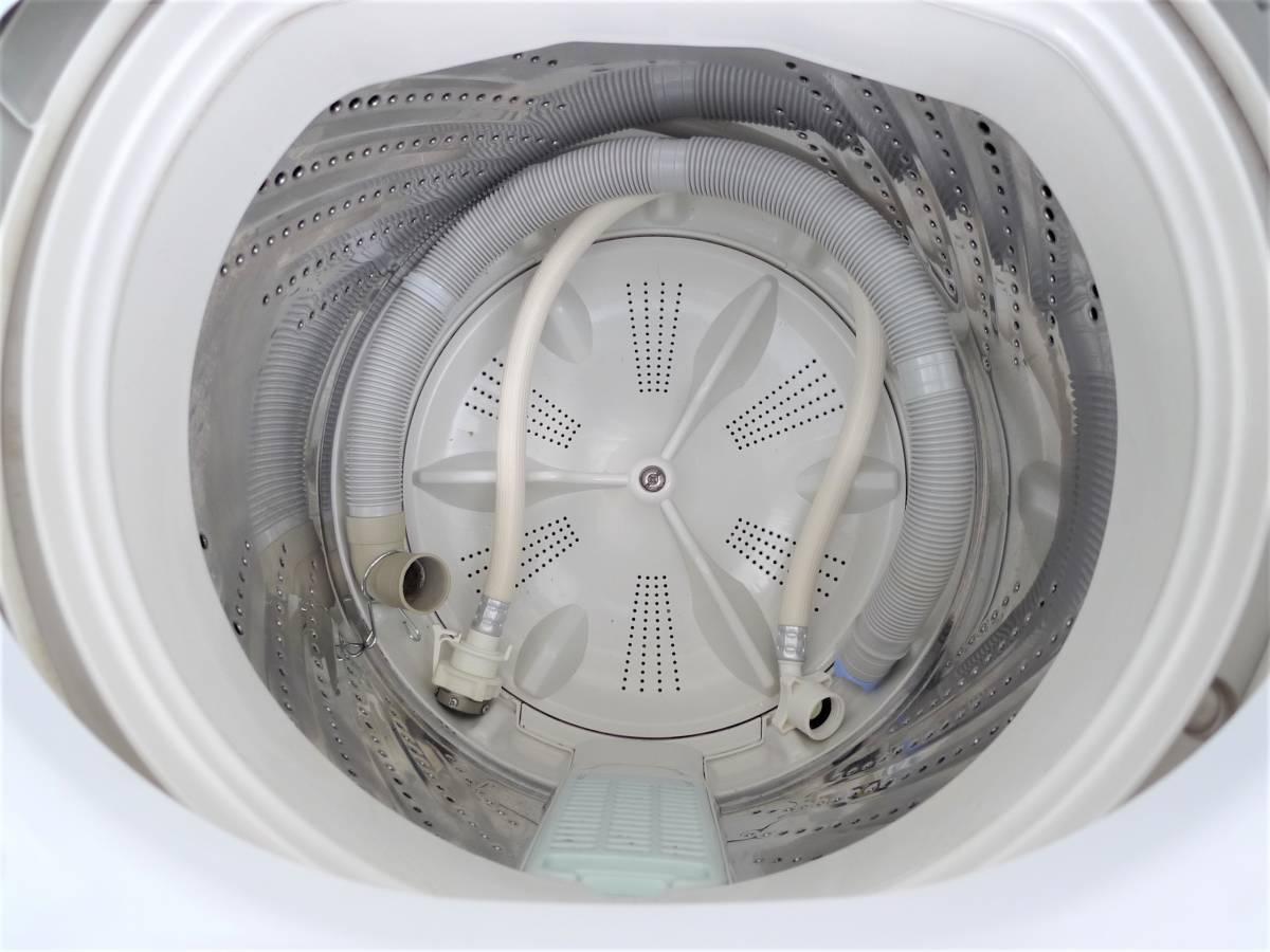 ■Panasonic パナソニック◇全自動洗濯機 5.0kg 送風乾燥 2012年製【NA-F50B5】■_画像8