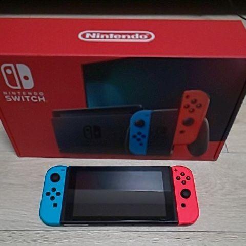 Nintendo Switch ニンテンドースイッチ本体