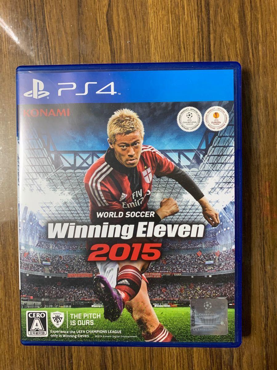 【PS4】 ワールドサッカー ウイニングイレブン 2015 [通常版]