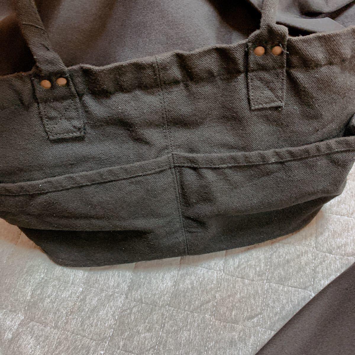 マザーズバッグ トートバッグ ポケット 多機能バッグ 大容量