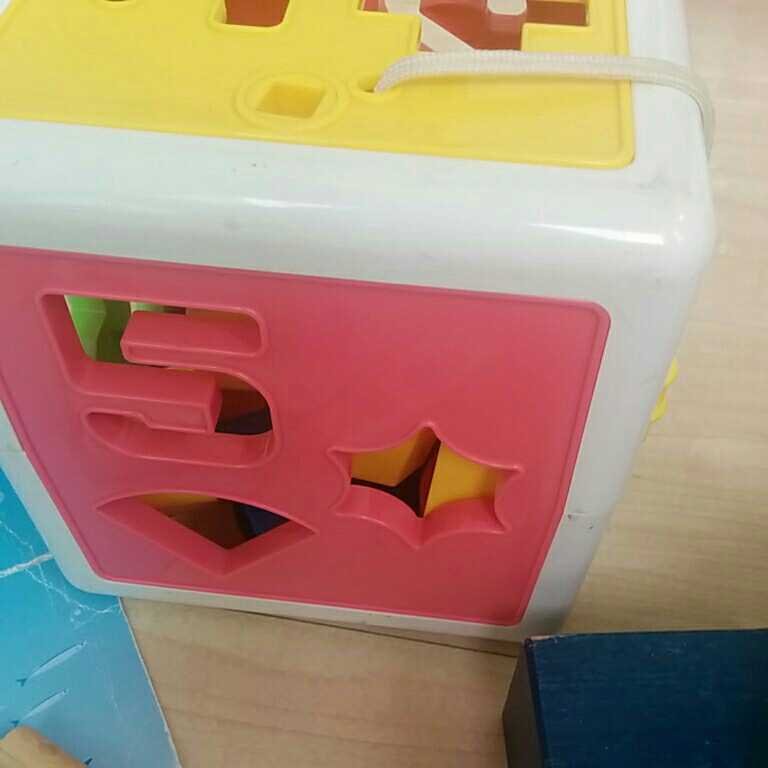 知育玩具 積み木 木のおもちゃ つみき しまじろう つり パズル かたち すうじ 立体パズル おもちゃ_画像5