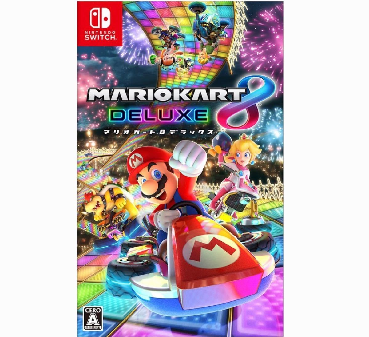 ◆新品 マリオカート8デラックス ニンテンドースイッチ Nintendo