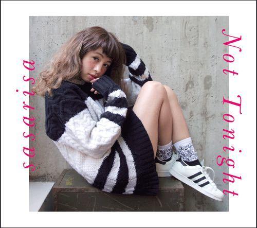 DJ SASARISA Not Tonight MIX CD R&B 笹岡莉紗 ROSE BUD MURO