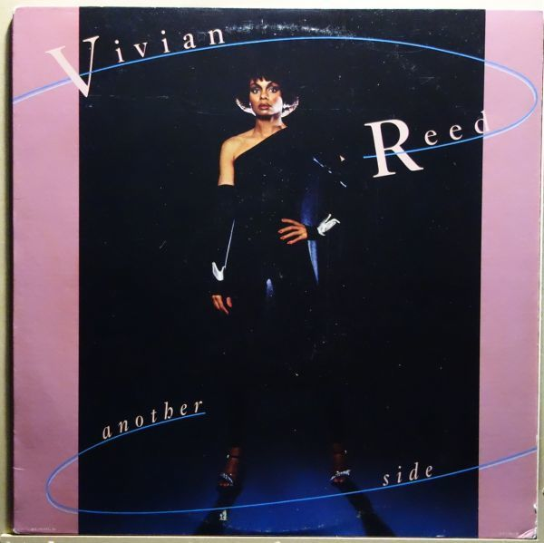 Vivian Reed - Another Side◆Brass Construction等に在籍したJeff Laneプロデュース作品◆UA-LA911-H_画像1