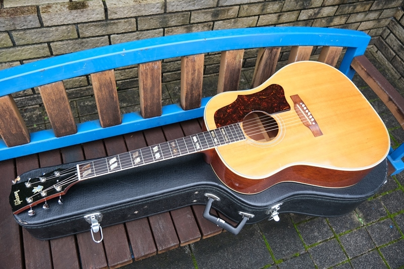 Gibson ギブソン 1955年製 Country Western Vintage ハードケース付