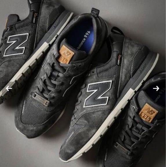 【NEW BALANCE / ニューバランス】CM996 V2EXCLUSIVE JOURNAL STANDARD 26cm_画像2
