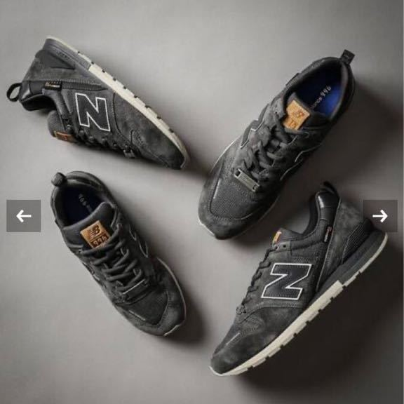 【NEW BALANCE / ニューバランス】CM996 V2EXCLUSIVE JOURNAL STANDARD 26cm_画像5