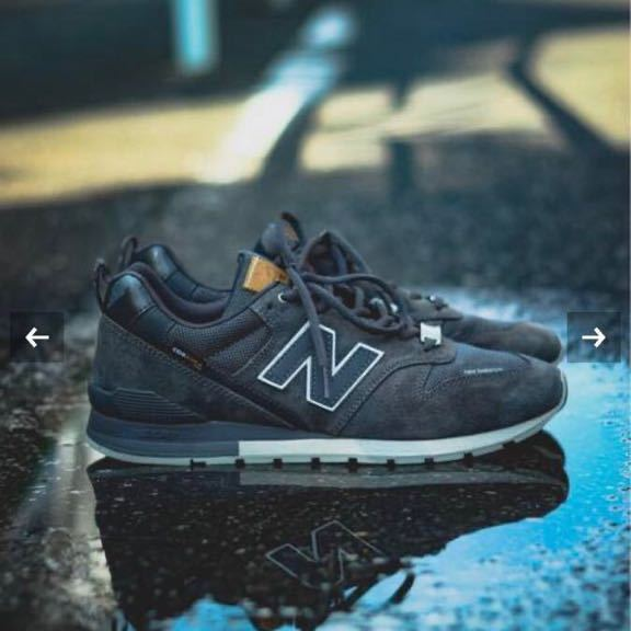 【NEW BALANCE / ニューバランス】CM996 V2EXCLUSIVE JOURNAL STANDARD 26cm_画像1