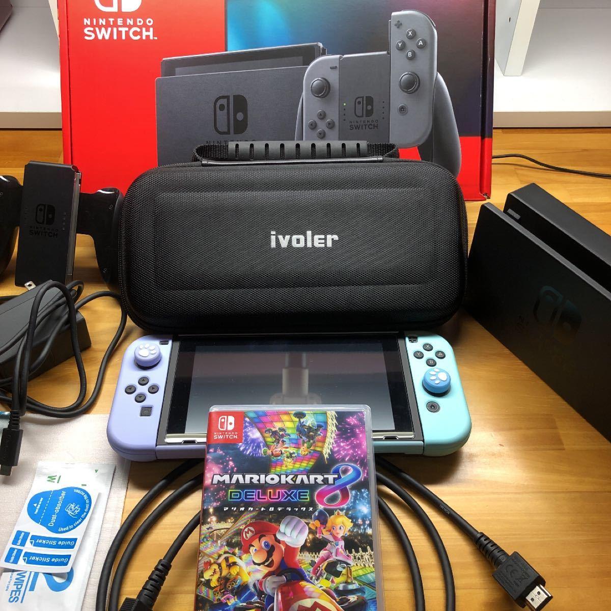 Nintendo switch その他保護ケース付き