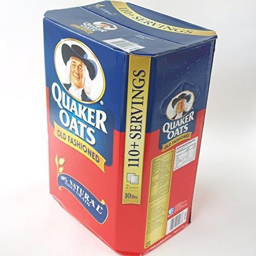 ★在庫限り★ QUAKER OATS クエーカー オールドファッションオートミール4.52kg 2.26kgX2パック入_画像7