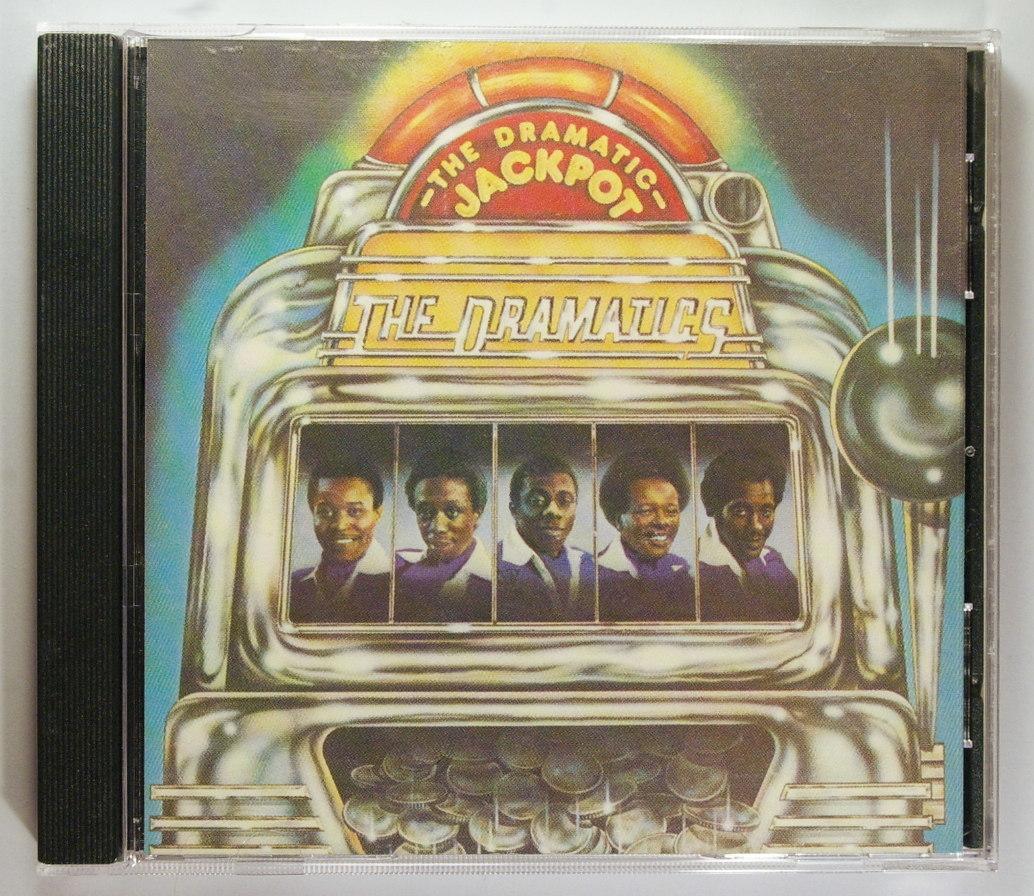 """CD ドラマティックス The Dramatics """"The Dramatic Jackpot"""" 輸入盤 CD"""