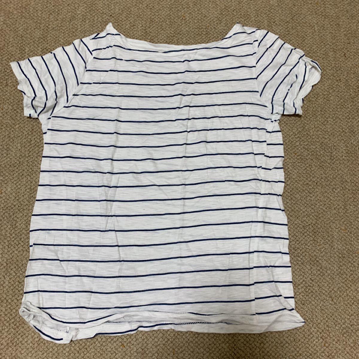半袖Tシャツ ボーダー