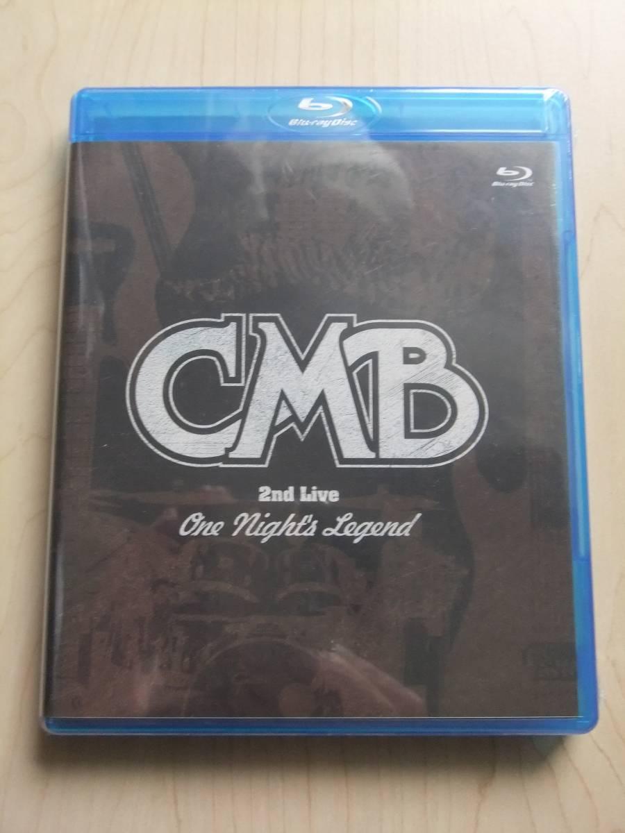 Blu-ray CMB 2nd Live One Night's Legend