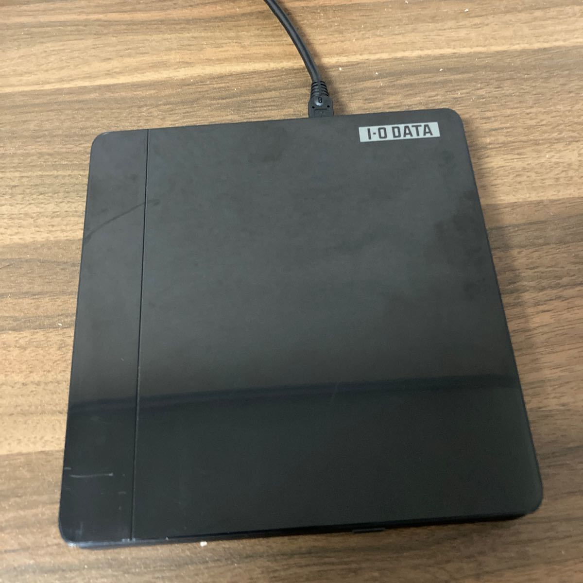 I-O DATA ポータブルDVDドライブ EC01K