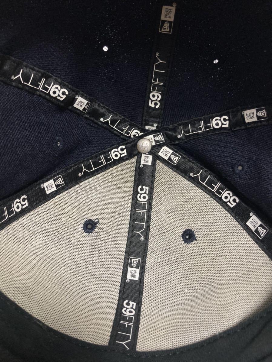 SUPREME box logo New Era MMXⅢ キャップ ボックスロゴ シュプリーム 7 5/8 60.6cm ニューエラ キャップ_画像8