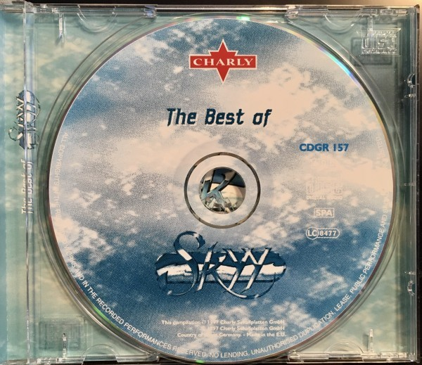 Skyy The Best Of Skyy Dance Classics Disco Brass Construction Randy Muller HOUSE LEGEND 掲載 Salsoul Grandmaster Flash_画像3